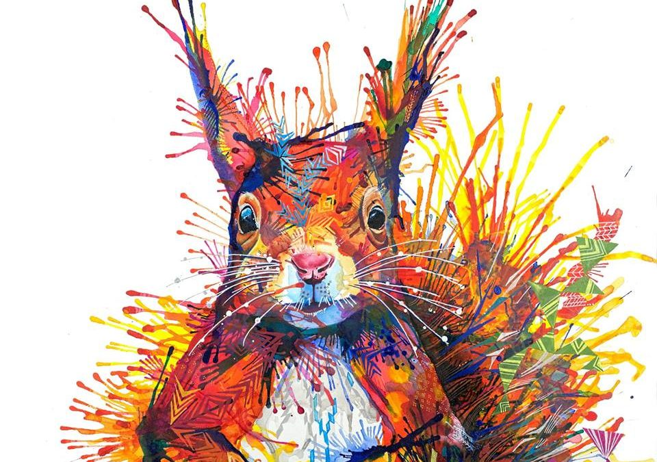 Sarah Taylor Art for C-Art