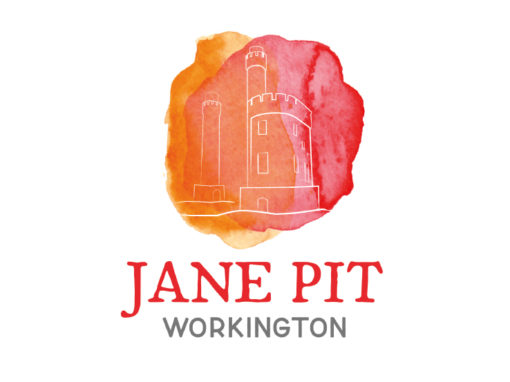 Jane Pit Branding