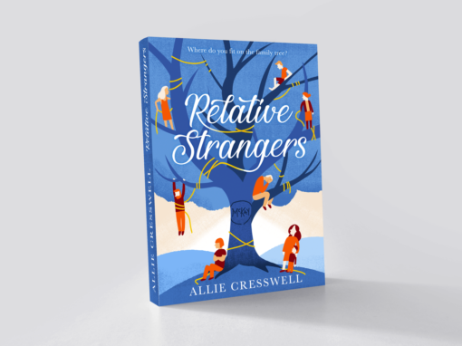 Book Cover for Allie Cresswell