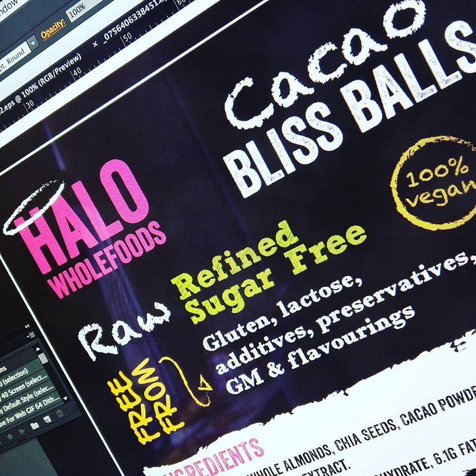 Halo Wholefoods Website