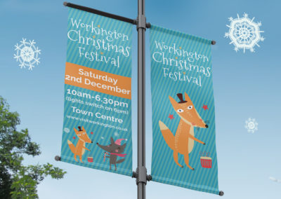 Workington Christmas Festival