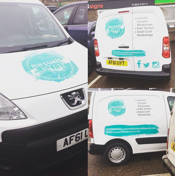 Vehicle graphics Cumbria