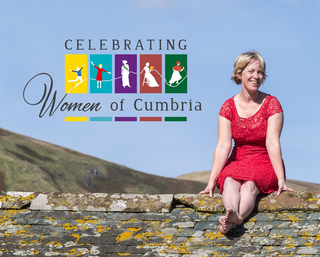 Women of Cumbria Logo