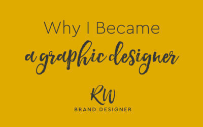 Why I Became A Designer