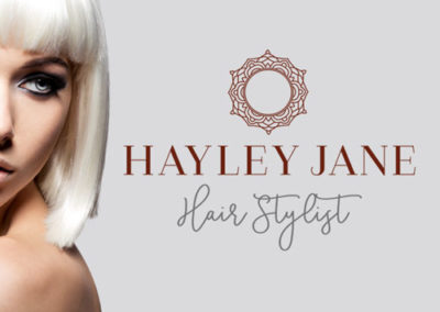 Hayley Jane Hair Stylist