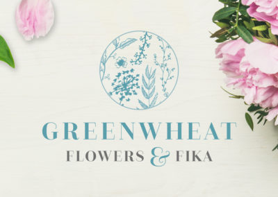 Greenwheat Flowers & Fika