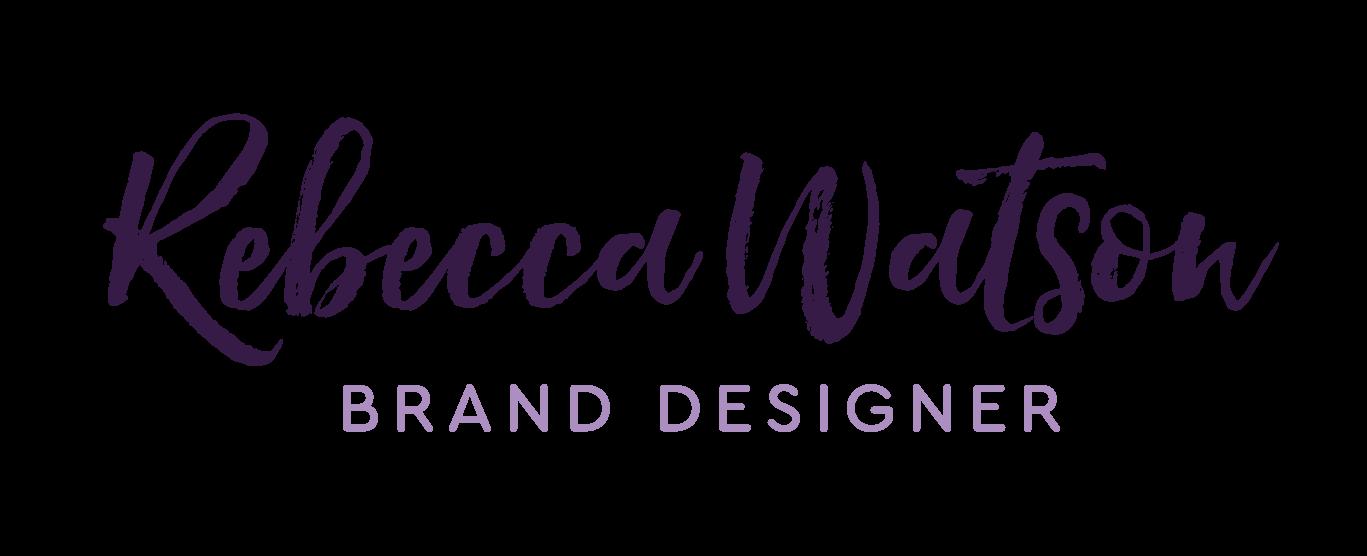 Rebecca Watson Brand Designer