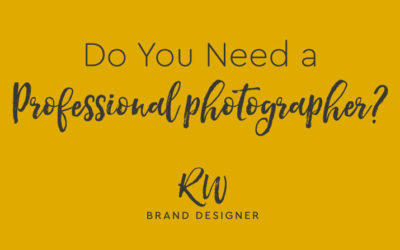 Why Do You Need a Professional Photographer?