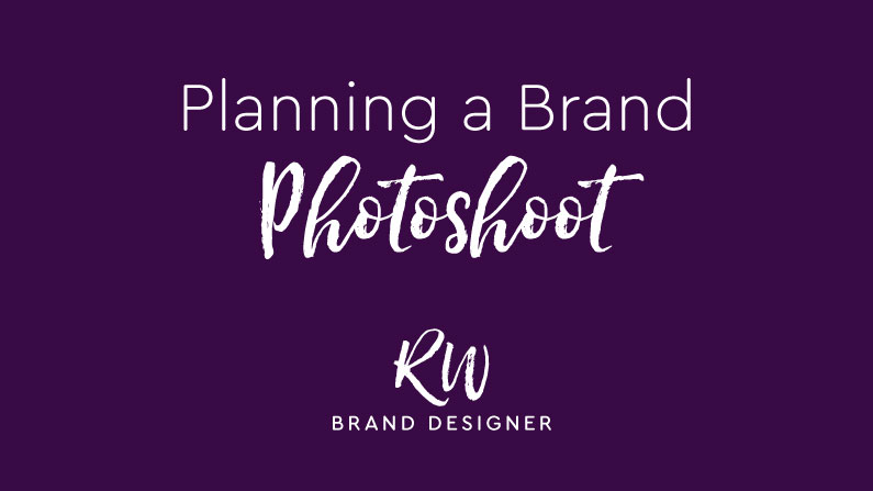 How to Plan a Brand Photoshoot